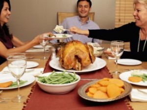 Health and Wellness: Don't Let Thanksgiving Dinner Spoil Your Diet