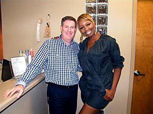 dr whiteman and nene leakes, real housewives of Atlanta plastic surgery