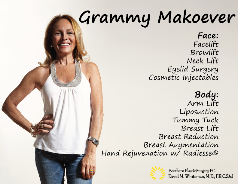 Grammy-Makeover