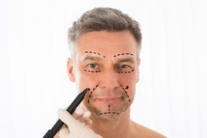 Common Cosmetic Procedures for Men over 40
