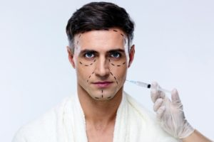 The Most Common Areas for Male Plastic Surgery