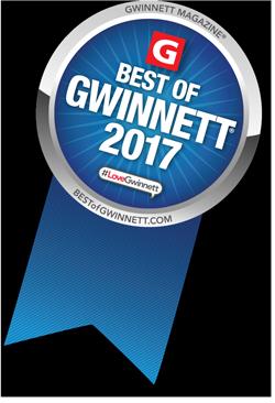 Best of Gwinnett 2017